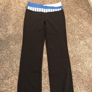NWOT Lululemon pants black 8 tall